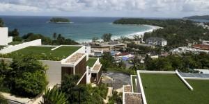 cesped artificial para jardines, terrazas y balcones
